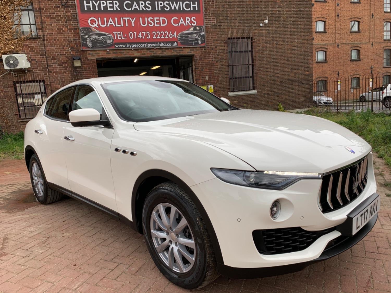 2017 Maserati Levante 3.0TD (275bhp) 4X4 (17 reg)